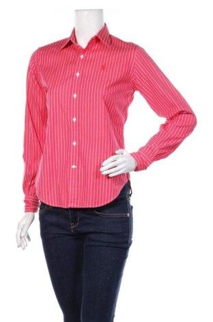Damska koszula Ralph Lauren Sport, Rozmiar S, Kolor Różowy, Bawełna, Cena 112,80zł