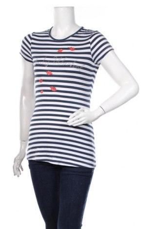 Tricou de femei Andy Warhol By Pepe Jeans, Mărime M, Culoare Alb, Preț 105,26 Lei