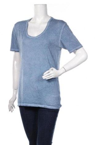 Tricou de femei Drykorn for beautiful people, Mărime M, Culoare Albastru, Bumbac, Preț 125,00 Lei
