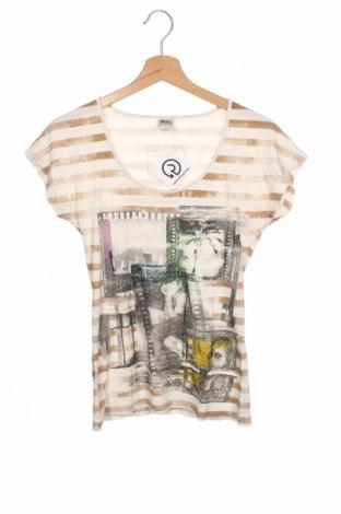 Tricou de femei Object, Mărime XS, Culoare Bej, Preț 69,08 Lei