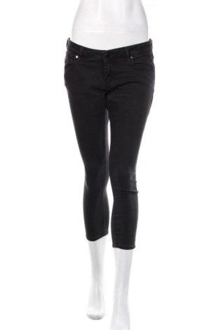 Damskie jeansy ASOS, Rozmiar M, Kolor Czarny, 93% bawełna, 6% poliester, 1% elastyna, Cena 86,40zł