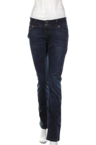Blugi de femei Armani Jeans, Mărime XL, Culoare Albastru, 81% bumbac, 17% poliester, 2% elastan, Preț 325,66 Lei
