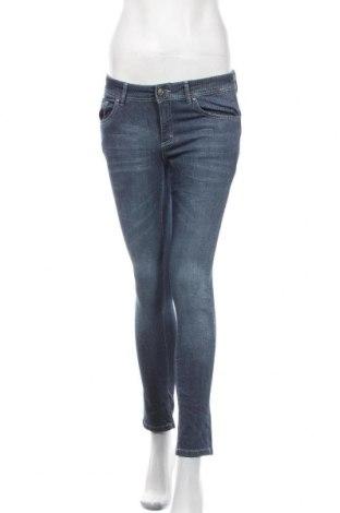 Дамски дънки Cartoon, Размер S, Цвят Син, 98% памук, 2% еластан, Цена 24,15лв.