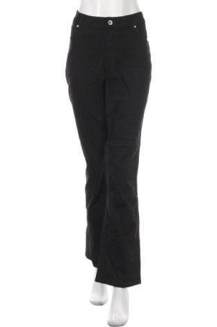 Dámské džíny  Fresh Spirit By Ellos, Velikost XXL, Barva Černá, 98% bavlna, 2% elastan, Cena  670,00Kč