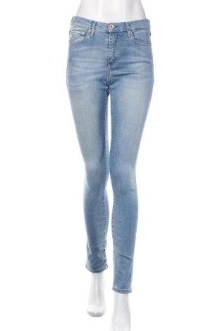 Damskie jeansy H&M, Rozmiar M, Kolor Niebieski, Cena 79,20zł
