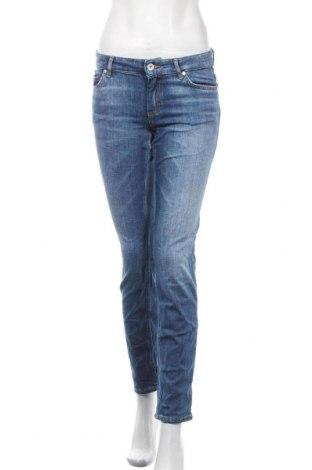 Blugi de femei Marc O'Polo, Mărime S, Culoare Albastru, 92% bumbac, 8% elastan, Preț 449,01 Lei