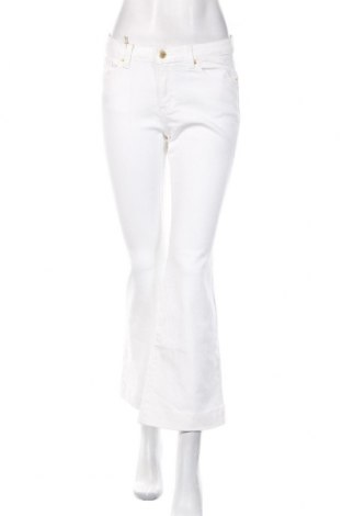 Dámské džíny  Michael Kors, Velikost S, Barva Bílá, 98% bavlna, 2% elastan, Cena  1901,00Kč