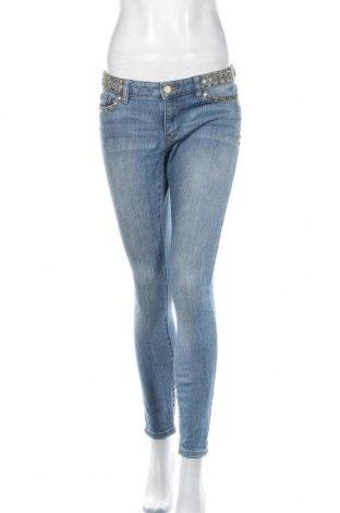 Dámské džíny  Michael Kors, Velikost M, Barva Modrá, 98% bavlna, 2% elastan, Cena  1530,00Kč