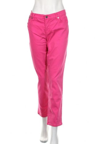 Blugi de femei Ralph Lauren, Mărime XL, Culoare Roz, 98% bumbac, 2% elastan, Preț 162,83 Lei