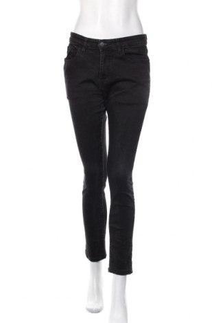 Dámské džíny  Review, Velikost L, Barva Černá, 98% bavlna, 2% elastan, Cena  383,00Kč