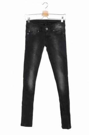 Dámské džíny  Review, Velikost XS, Barva Šedá, 99% bavlna, 1% elastan, Cena  462,00Kč