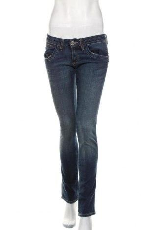 Dámské džíny  Wrangler, Velikost M, Barva Modrá, 98% bavlna, 2% elastan, Cena  610,00Kč