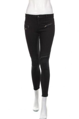 Blugi de femei Zara, Mărime S, Culoare Negru, Preț 93,75 Lei