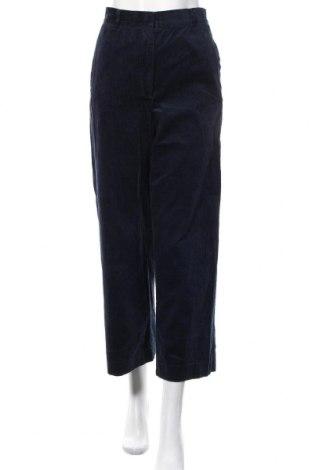Γυναικείο κοτλέ παντελόνι & Other Stories, Μέγεθος S, Χρώμα Μπλέ, Βαμβάκι, Τιμή 29,80€