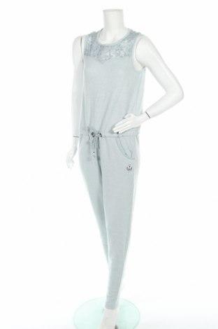 Dámský overal Dreimaster, Velikost XS, Barva Modrá, 65% polyester, 35% bavlna, Cena  948,00Kč