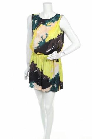 Salopetă de femei Selected Femme, Mărime M, Culoare Multicolor, Poliester, Preț 86,35 Lei