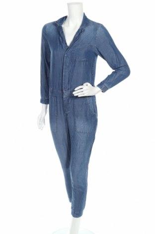 Salopetă de femei Zara, Mărime S, Culoare Albastru, Preț 108,56 Lei
