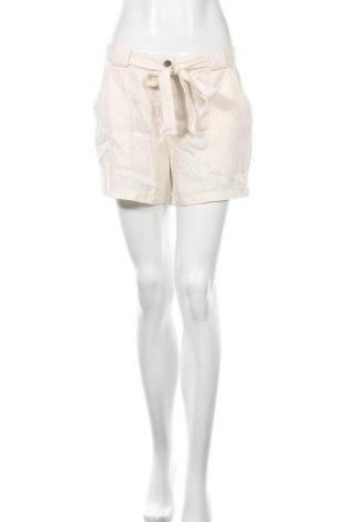 Дамски къс панталон Etam, Размер M, Цвят Екрю, Лиосел, Цена 51,75лв.