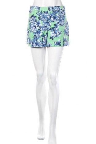 Дамски къс панталон J.Crew, Размер M, Цвят Многоцветен, 98% памук, 2% еластан, Цена 21,00лв.