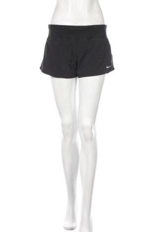 Dámské kraťasy  Nike, Velikost M, Barva Černá, 88% polyester, 12% elastan, Cena  316,00Kč