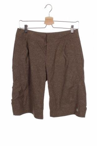 Дамски къс панталон Nike Acg, Размер XS, Цвят Бежов, 95% полиестер, 5% еластан, Цена 25,50лв.