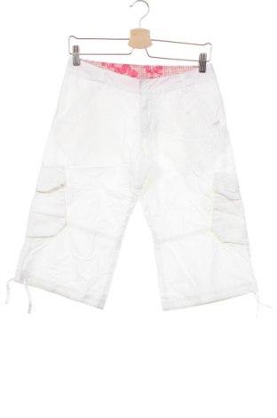 Дамски къс панталон Trespass, Размер XS, Цвят Бял, 70% памук, 30% полиамид, Цена 42,00лв.