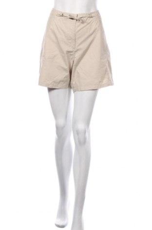 Дамски къс панталон Trespass, Размер L, Цвят Бежов, 70% памук, 30% полиамид, Цена 42,00лв.