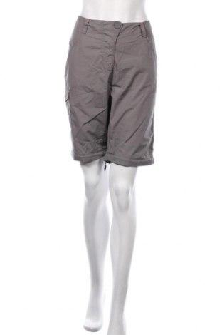 Дамски къс панталон Trespass, Размер L, Цвят Сив, 65% полиестер, 35% памук, Цена 42,00лв.