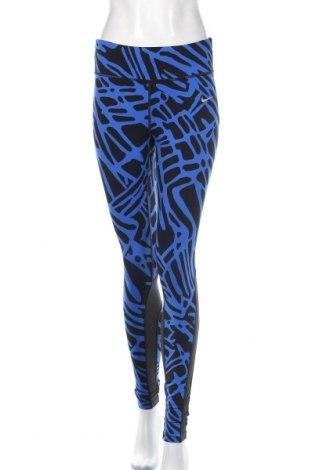 Dámské legíny  Nike, Velikost M, Barva Modrá, Cena  670,00Kč