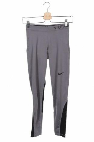 Dámské legíny  Nike, Velikost XS, Barva Šedá, Cena  670,00Kč