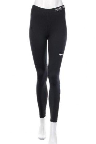 Damskie legginsy Nike Running, Rozmiar M, Kolor Czarny, 80% poliester, 20% elastyna, Cena 110,40zł