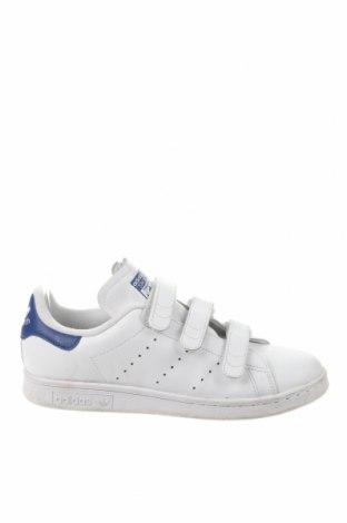 Încălțăminte de damă Adidas & Stan Smith, Mărime 38, Culoare Alb, Piele naturală, Preț 203,95 Lei