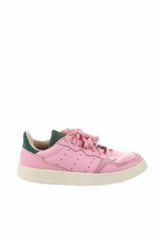 Obuwie damskie Adidas, Rozmiar 40, Kolor Różowy, Skóra naturalna, naturalny zamsz, Cena 156,00zł