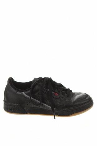 Încălțăminte de damă Adidas, Mărime 36, Culoare Negru, Piele naturală, Preț 194,08 Lei