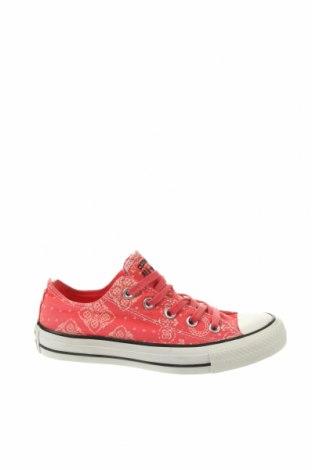 Obuwie damskie Converse, Rozmiar 36, Kolor Różowy, Materiał tekstylny, Cena 136,80zł