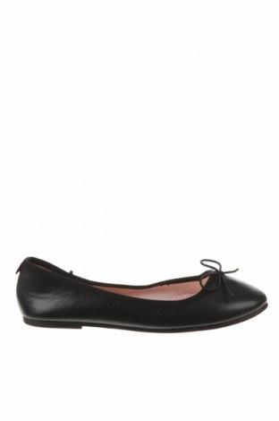 Дамски обувки H&M, Размер 35, Цвят Черен, Еко кожа, Цена 39,00лв.