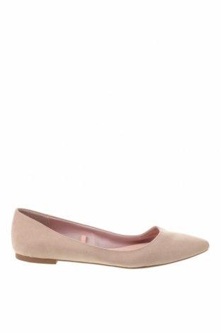 Γυναικεία παπούτσια H&M, Μέγεθος 40, Χρώμα Ρόζ , Κλωστοϋφαντουργικά προϊόντα, Τιμή 19,49€