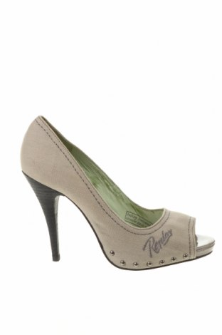Γυναικεία παπούτσια Replay, Μέγεθος 36, Χρώμα  Μπέζ, Κλωστοϋφαντουργικά προϊόντα, Τιμή 36,19€