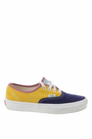 Дамски обувки Vans, Размер 37, Цвят Многоцветен, Естествен велур, Цена 112,00лв.