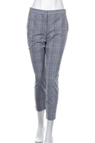 Dámské kalhoty  Zara, Velikost L, Barva Modrá, 65% polyester, 31% viskóza, 4% elastan, Cena  510,00Kč