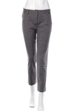 Дамски панталон Apart, Размер S, Цвят Сив, 51% полиестер, 30% вискоза, 16% вълна, 3% еластан, Цена 34,50лв.