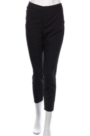 Pantaloni de femei Cream, Mărime S, Culoare Negru, 51% bumbac, 46% poliester, 3% elastan, Preț 159,16 Lei