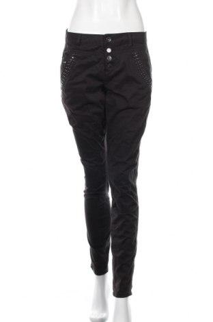 Pantaloni de femei Cream, Mărime M, Culoare Negru, 98% bumbac, 2% elastan, Preț 112,74 Lei