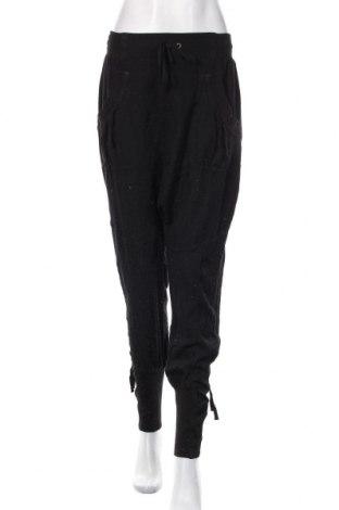 Pantaloni de femei Cream, Mărime S, Culoare Negru, 68% poliester, 32% viscoză, Preț 355,26 Lei