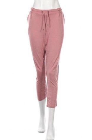 Dámské kalhoty  Esmara, Velikost L, Barva Růžová, 65% viskóza, 30% polyester, 5% elastan, Cena  335,00Kč