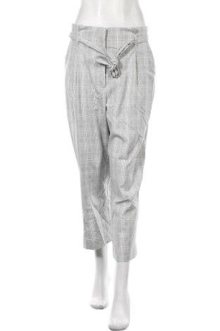 Dámské kalhoty  H&M, Velikost M, Barva Šedá, 73% polyester, 25% viskóza, 2% elastan, Cena  430,00Kč