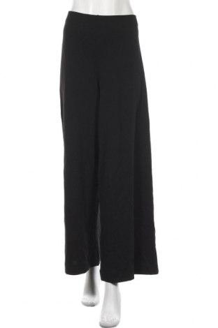 Dámské kalhoty  H&M, Velikost L, Barva Černá, 95% polyester, 5% elastan, Cena  701,00Kč