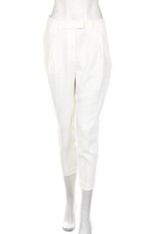Γυναικείο παντελόνι H&M, Μέγεθος S, Χρώμα Λευκό, Πολυεστέρας, Τιμή 14,84€