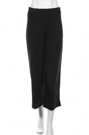 Damskie spodnie H&M, Rozmiar S, Kolor Czarny, 97% poliester, 3% elastyna, Cena 69,60zł