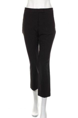 Damskie spodnie Mango, Rozmiar M, Kolor Czarny, 63% poliester, 33% wiskoza, 4% elastyna, Cena 153,60zł